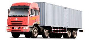 Transporte de carga - TecnoGPS®